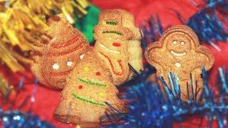 видео Имбирное печенье на Новый год: рецепт классический с фото