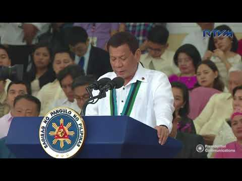 Armed Forces of the Philippines (AFP) Change of Command Ceremony (Speech)