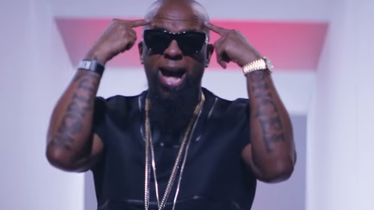 Tech N9ne - Drama (Feat  Krizz Kaliko) - Official Music Video