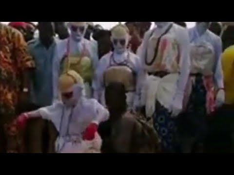 Download Watch small masquerade perform in Sagamu, Nigeria| Egungun |Yoruba & African Culture