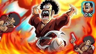 Test à 0% ! Le meilleur tank du jeu est un SatanK, il est ouf ( mieux que le LR ) ! Dokkan Battle
