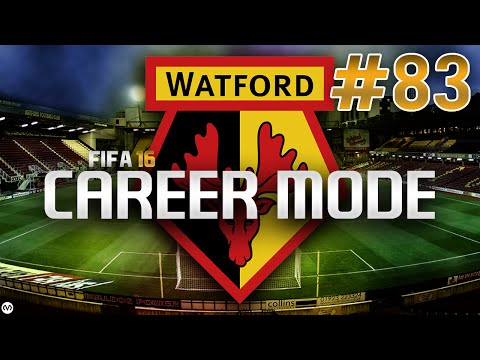 FIFA 16 CAREER MODE | #83 | Champions League Final V Barcelona (LIVE)
