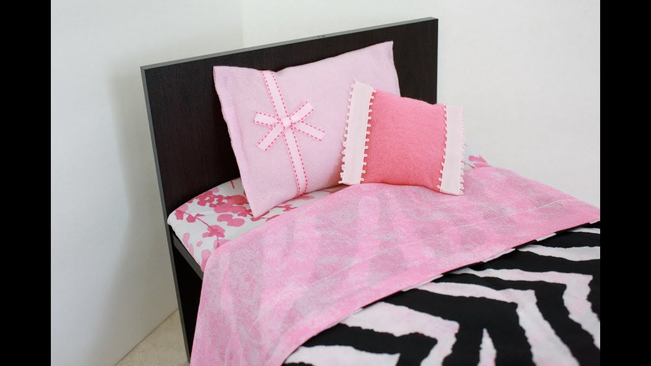 How To Make A Wooden 18 Inch Doll Bed For About 10 00 Plus Bunk Beds You