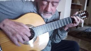 Vedi cara consigli per chitarra Giuseppe Capannini - Francesco Guccini cover tutorial