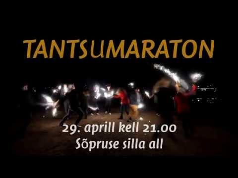 Tartu Tudengipäevad / Kevad 2015 / Tantsumaraton