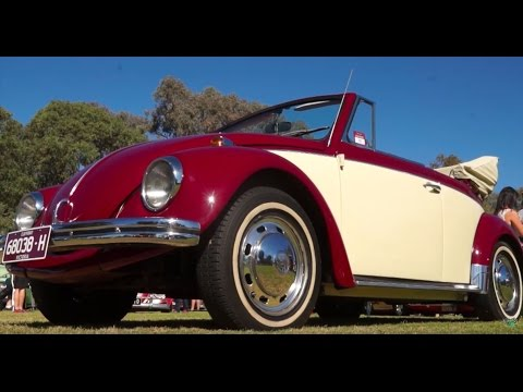2016 (VITS) Volkswagens in the Square: Classic Restos - Series 31