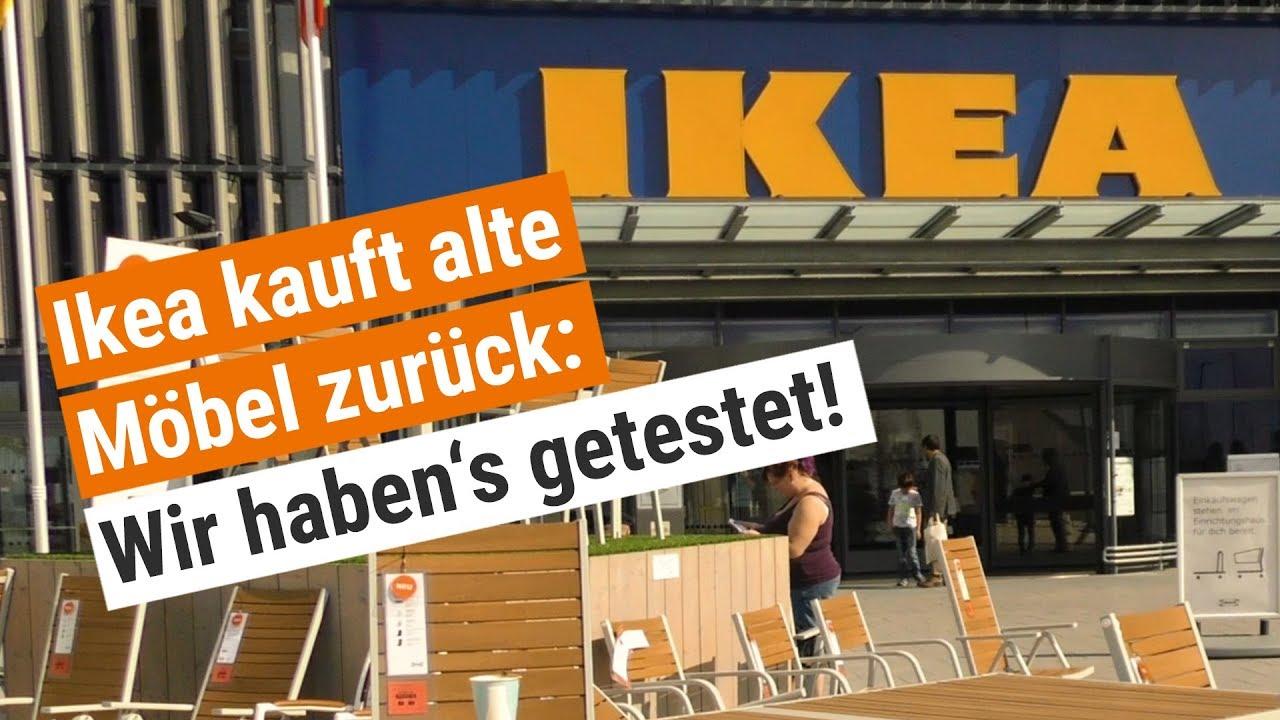 Möbel Zurückgeben Bei Ikea Zweite Chance Im Test Orange By
