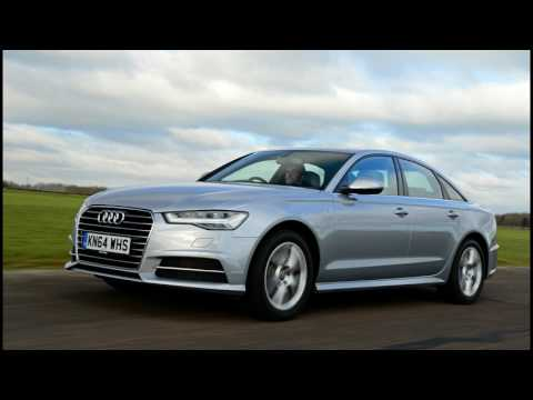 The Best Executive Cars 2017 - Audi A6 Saloon