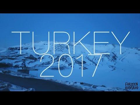 Skiing in Turkey-Kayseri 2017