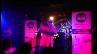 Sean Price stops the beat to show respect to crowd in Greece