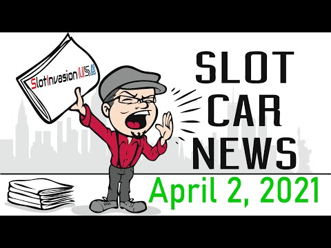 Slot Invasion, Scalextric, Policar, Area 71, Quick Slicks, Slotwings news