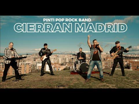 CIERRAN MADRID PINTI  POP ROCK BAND