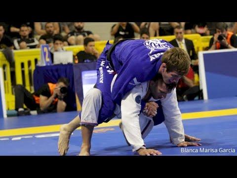 Patrick Gaudio vs Keenan Cornelius - 2018 World IBJJF Jiu-Jitsu Championship
