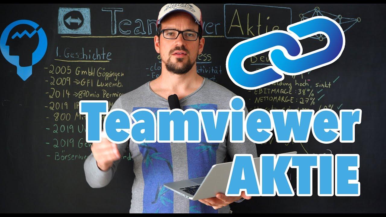 Teamviewer Aktie