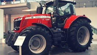 Piękne maszyny rolnicze na Polagra-Premiery 2018