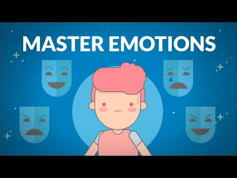 how to master your emotions | emotional intelligence