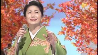 2006年11月の映像 「能登半島」(フルコーラス)作詞:阿久悠、作...