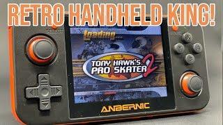 RG350 Amazing Retro Gaming Handheld Under $70!