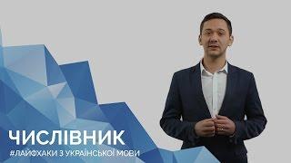 Числівник. Онлайн-курс з підготовки до ЗНО ''Лайфхаки з української мови''
