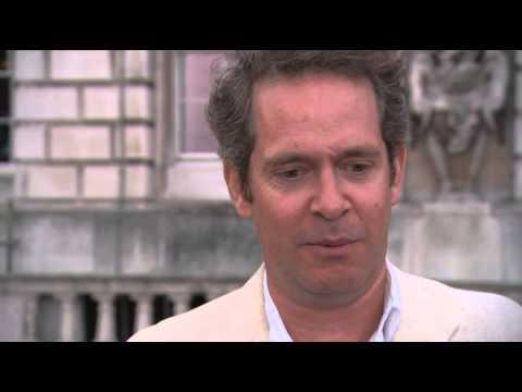 London Premiere: About Time | Tom Hollander (The Fan Carpet)