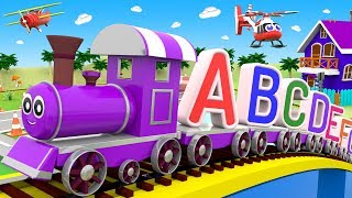 Learn Alphabets for Kids with ABC Thomas and Friends Toy Trains | Best Learning Video for Toddlers