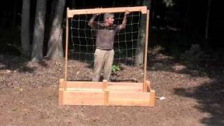 Garden Bed Assembly In Less Than 5 Minutes!