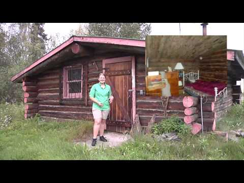Talkeetna Alaska Lakefront Home For Sale On 55 Acres - Off Market