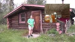 Talkeetna Alaska Lakefront Home for sale on 55 acres - Off Market