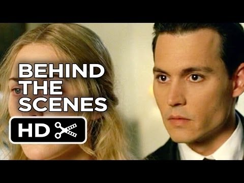Finding Neverland Behind The Scenes (2004) - Johnny Depp Movie HD