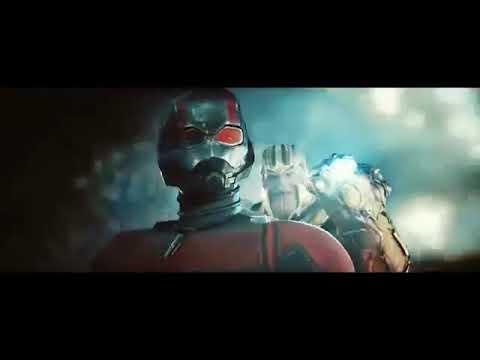 Ant man death scenes avengers endgame movie cilp