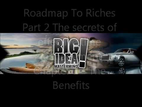 The Secrets of Effective Time Management - Roadmap To Riches Chap.1