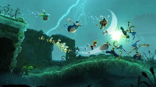 Rayman Legends \ Nintendo Wii U Gameplay