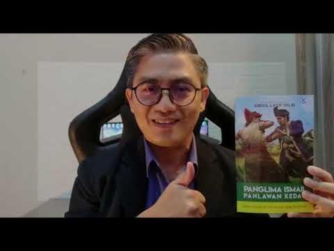 VIDEO PROMO NOVEL PANGLIMA ISMAIL PAHLAWAN KEDAH - V2