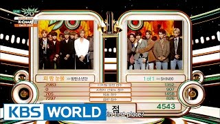 [Music Bank K-Chart] 3rd Week of October - BTS vs SHINee (2016.10.21)