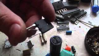 видео электронные компоненты