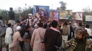 Afghan Taliban Seize Kunduz City Center in Major Attack