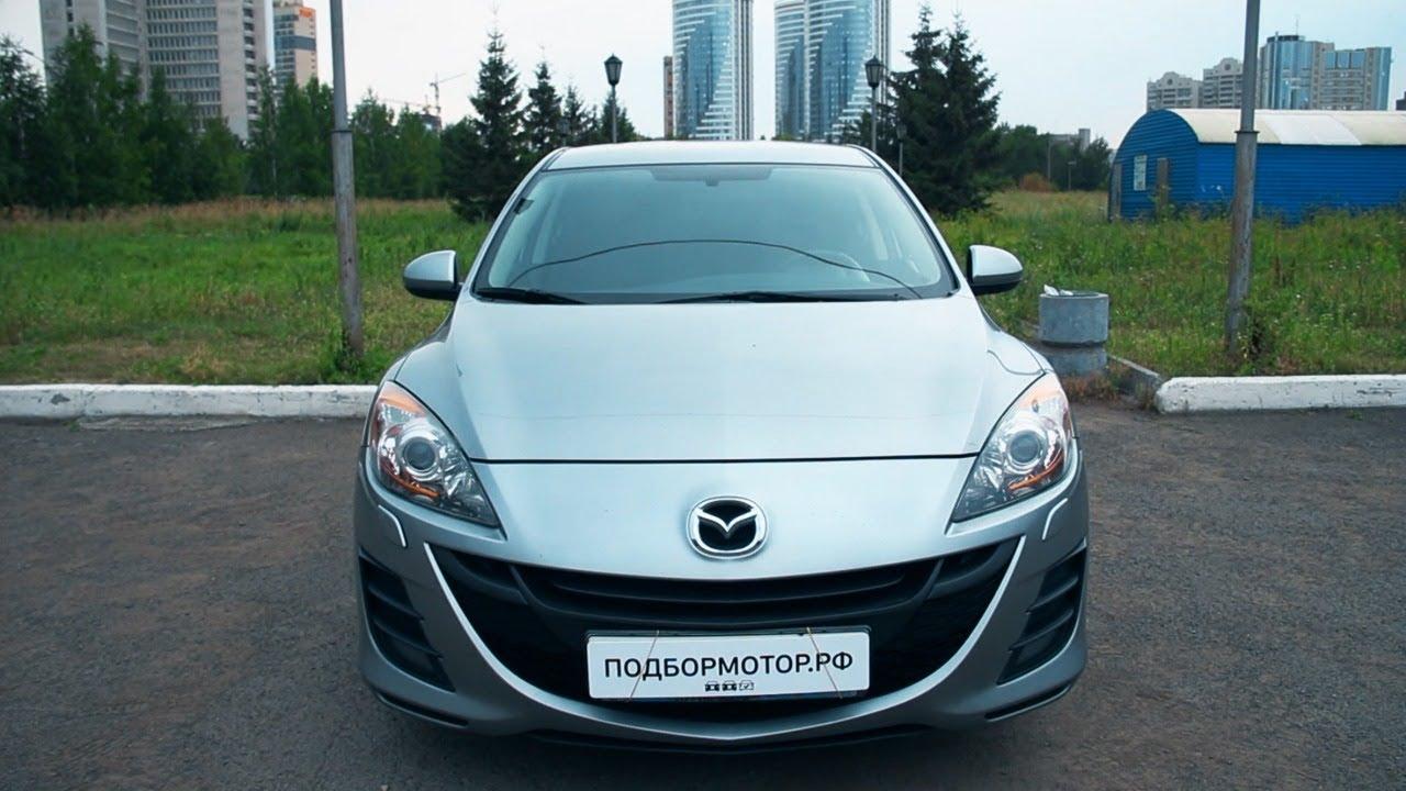 Mazda 3. Обзор, проблемы и особенности автоподбора