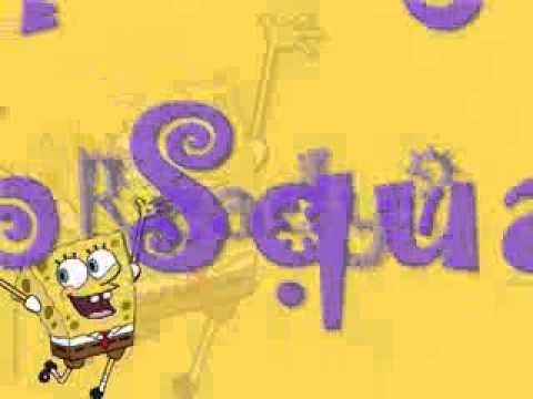 Spongebob Squarepants Theme Song **WiTh LyRiCs**