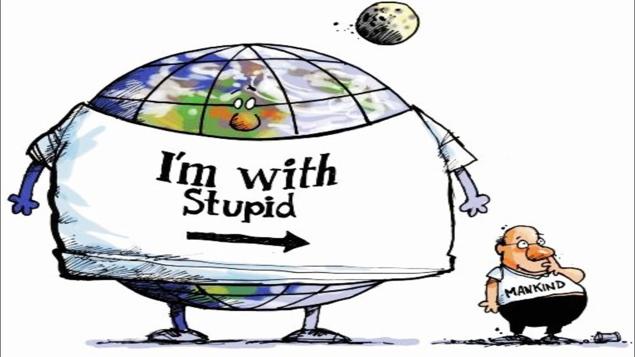 A public service message for Ball-Earth Sheeple - FLAT EARTH