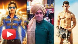 Prem Ratan Dhan Payo Vs Happy New Year & PK | Salman,Shahrukh,Aamir
