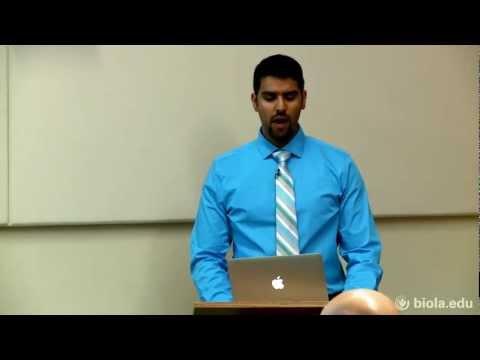 Nabeel Qureshi: Jesus in Islam vs. Jesus in Christianity - Apologetics to Islam