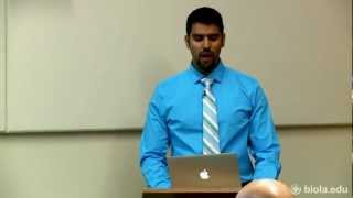 Nabeel Qureshi: Jesus in Islam vs. Jesus in Christianity - Apologetics to Islam
