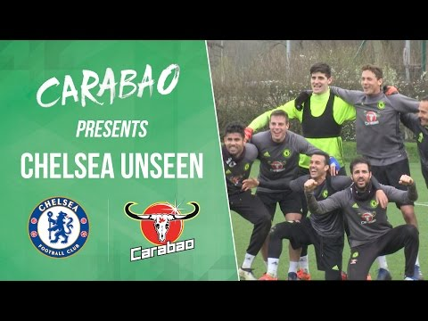CHELSEA UNSEEN: 6-a-side - Spain vs Brazil, Conte & Kante award wins & Willian's bag of tricks