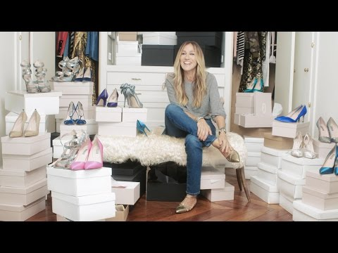 Sarah Jessica Parker On SATC & Her Legendary Shoe Collection