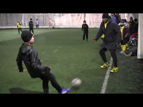 JEYRAN B vs FC EAGLES