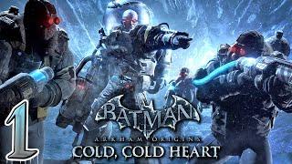 Batman - Arkham Origins (Cold, Cold Heart DLC) walkthrough part 1