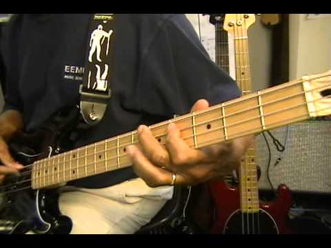 Men In Black Movie Theme How To Play On Bass (Forget Me Nots Patrice Rushen)