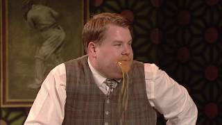 National Theatre Live: One Man, Two Guvnors | Soup! with James Corden
