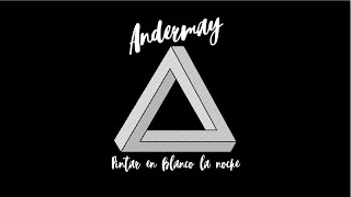 Andermay - En Blanco (Official Lyric Video)