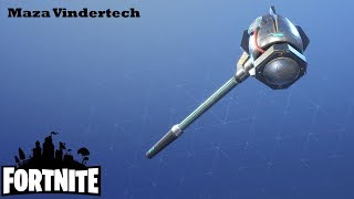 It's a Marvel / Sledgehammer Vindertech Fortnite: Saving the World #188